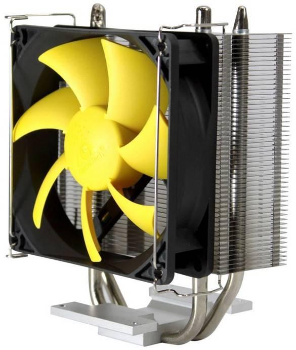 Устройство охлаждения(кулер) Glacialtech Igloo 5620 Silent Ret - фото 1