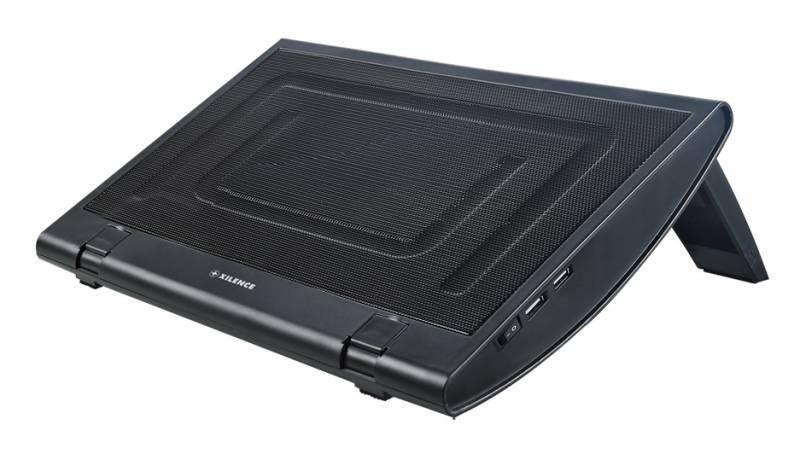 """Подставка для ноутбука 15.4"""" Xilence M600 черный (COO-XPLP-M600.B) - фото 1"""