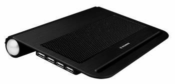 Подставка для ноутбука 12 Xilence V12 черный (COO-XPLP-V12.B)
