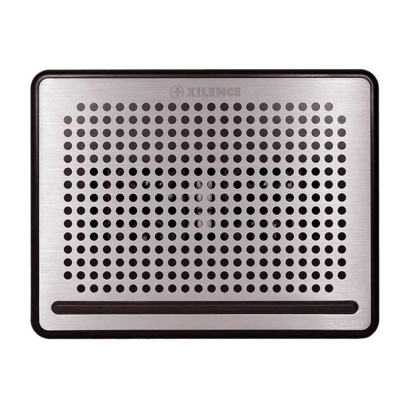 """Подставка для ноутбука 12"""" Xilence Z12 серебристый (COO-XPLP-Z12.BS) - фото 1"""