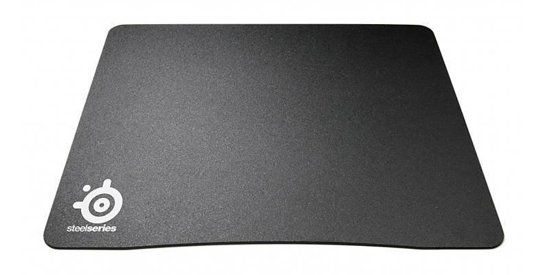 Коврик для мыши SteelSeries S&S Solo  черный 320x270x2мм - фото 1