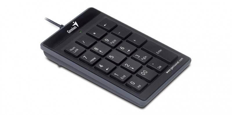 Числовой блок Genius NumPad i110 черный - фото 3