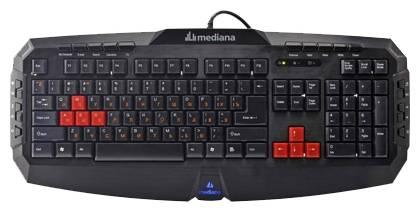 Клавиатура Mediana KB-G608M - фото 1