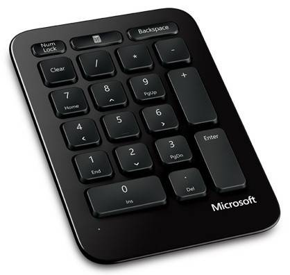Комплект клавиатура+мышь Microsoft Sculpt Ergonomic черный/черный (L5V-00017) - фото 5