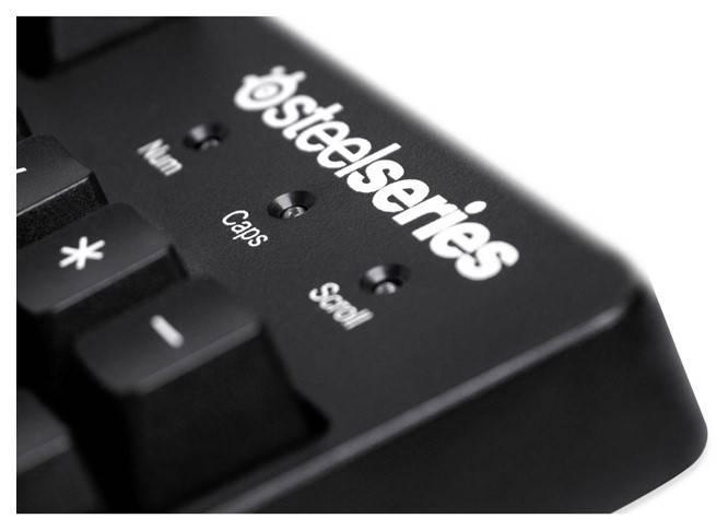 Клавиатура Steelseries 7G черный - фото 3