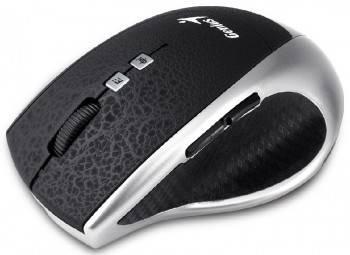 Мышь Genius DX-8100 серебристый / черный