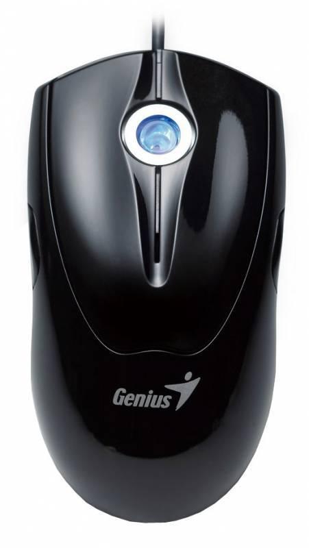 Мышь Genius NetScroll T220 черный - фото 2