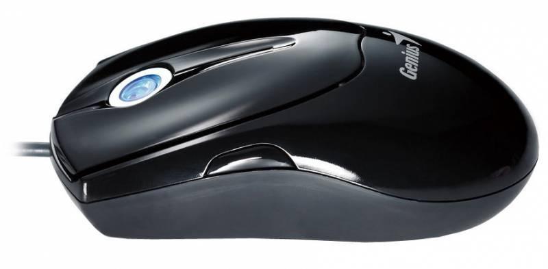 Мышь Genius NetScroll T220 черный - фото 5