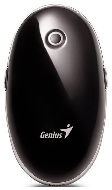 Мышь Genius ScrollToo T955 черный - фото 3
