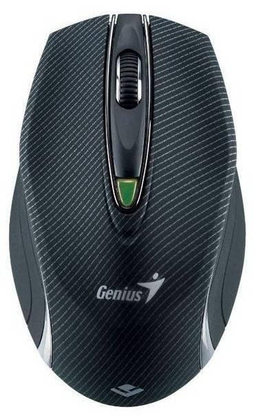 Мышь Genius Traveler 9010LS черный - фото 1