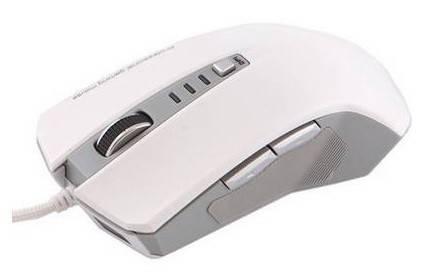 Мышь Mediana GM-611 белый - фото 3