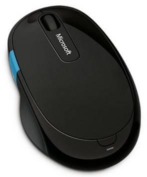 Мышь Microsoft Sculpt Comfort черный - фото 4