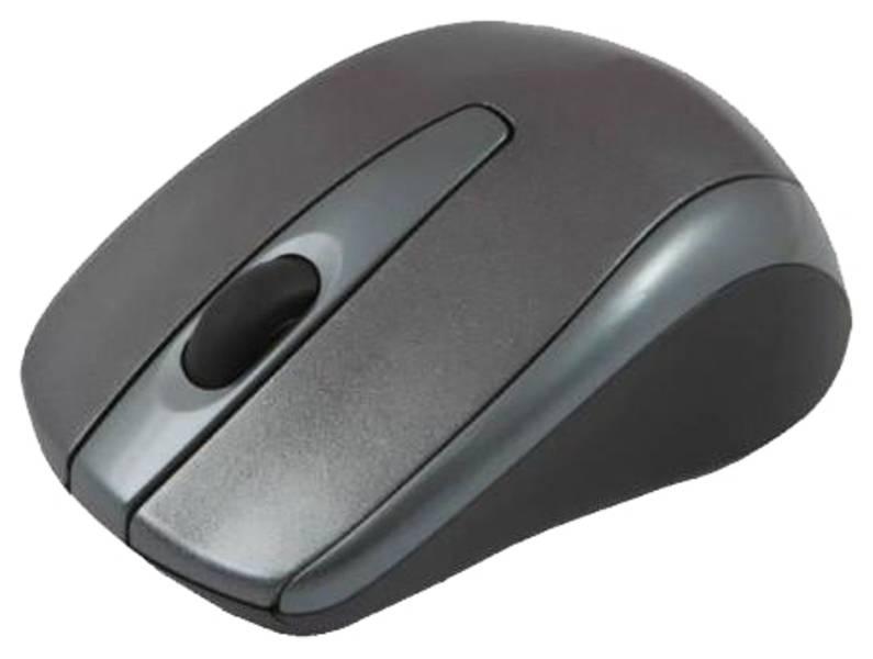 Мышь Mediana M-WGM-81GR серебристый - фото 1