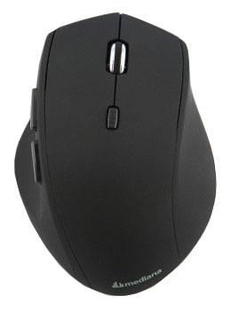 Мышь Mediana WM-608 черный - фото 1