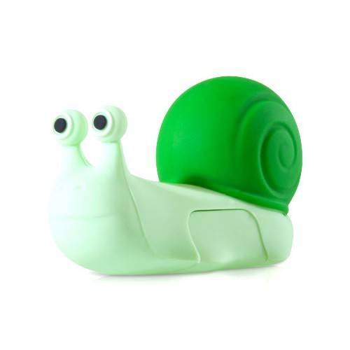 Флеш диск 8Gb Bone Snail USB зеленый - фото 1