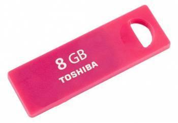 Флеш диск 8Gb Toshiba TransMemory Enshu USB2.0 красный