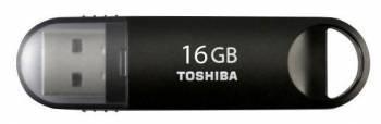 Флеш диск 16Gb Toshiba Suzaku U361 USB3.0 черный