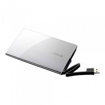 Внешний жесткий диск 500Gb Asus DL серебристый USB 2.0
