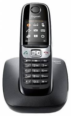 Телефон Gigaset C620 черный