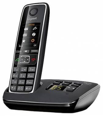 Телефон Gigaset C530A черный