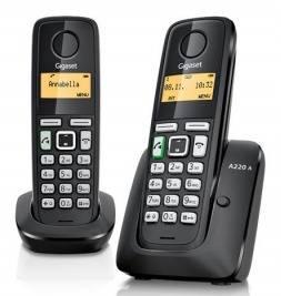 Телефон Gigaset C530A черный - фото 2
