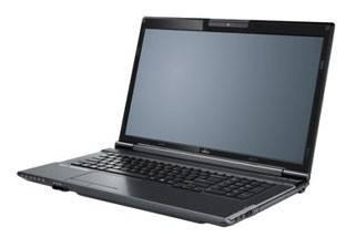 """Ноутбук 17.3"""" Fujitsu LifeBook NH532 черный - фото 1"""