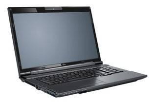 """Ноутбук 17.3"""" Fujitsu LifeBook NH532 черный - фото 3"""