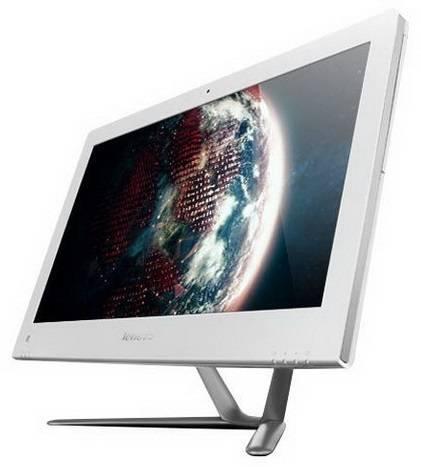 "Моноблок 21.5"" Lenovo C440 белый/серебристый - фото 4"