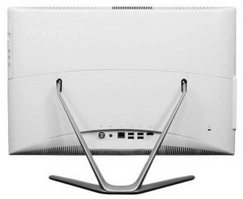 "Моноблок 21.5"" Lenovo C440 белый/серебристый - фото 5"