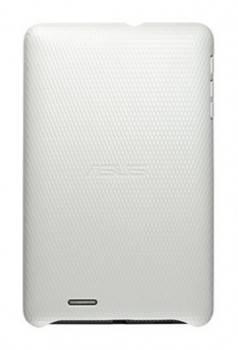 Чехол Asus Spectrum, для Asus MeMo Pad ME172, белый (90-XB3TOKSL001F0)