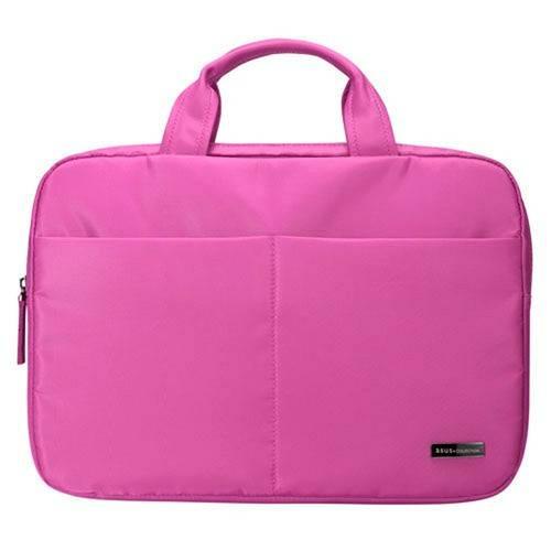 """Сумка для ноутбука 12"""" Asus Terra Mini розовый - фото 1"""