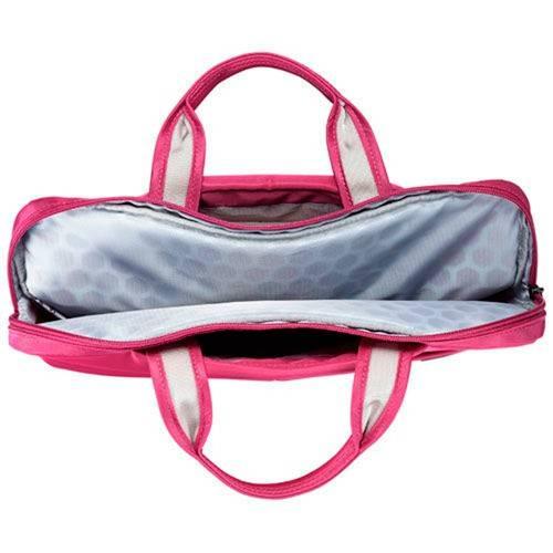 """Сумка для ноутбука 12"""" Asus Terra Mini розовый - фото 2"""
