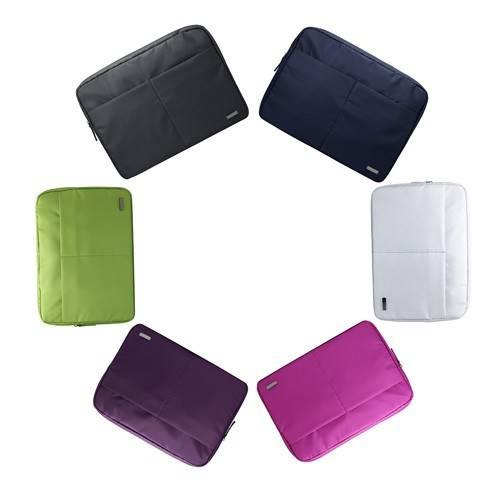 """Сумка для ноутбука 14"""" Asus Terra Slim розовый - фото 2"""