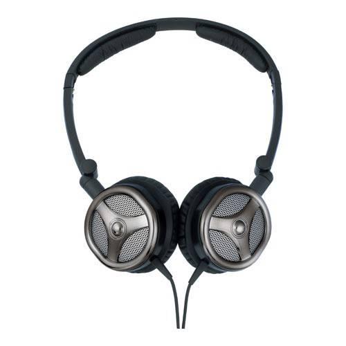 Наушники с микрофоном Asus NC1 черный/серебристый - фото 1