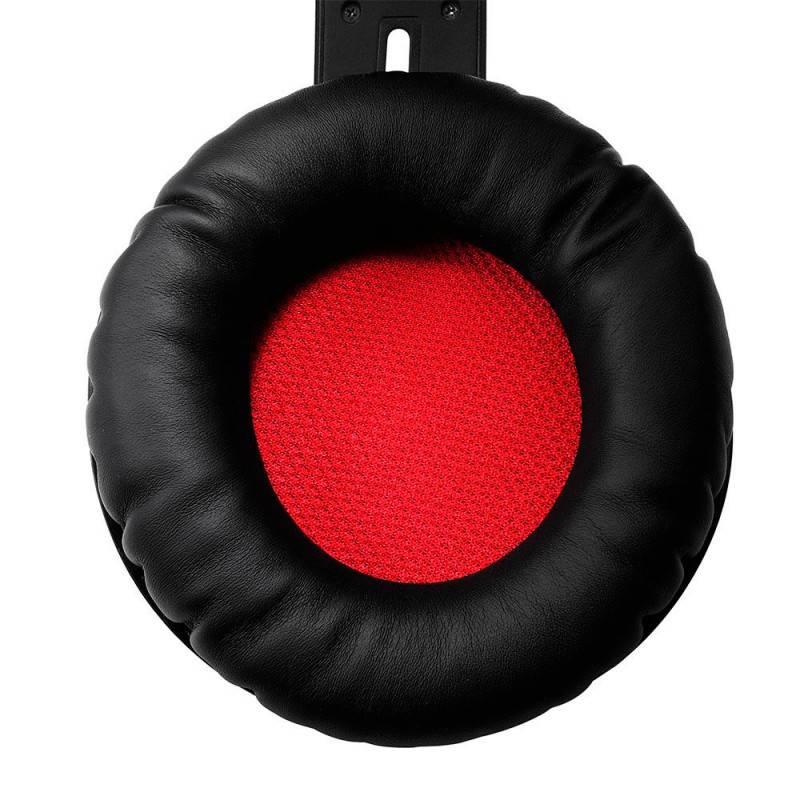 Наушники с микрофоном Asus ROG Orion черный/красный - фото 2