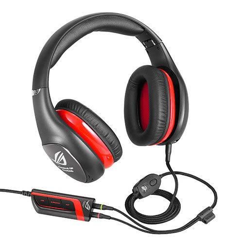 Наушники с микрофоном Asus Vulcan Pro черный/красный - фото 3