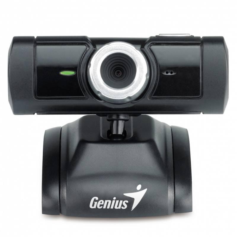 Веб-камера Genius FaceCam 300 черный - фото 3