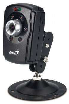 Веб-камера Genius IpCam Secure300R черный