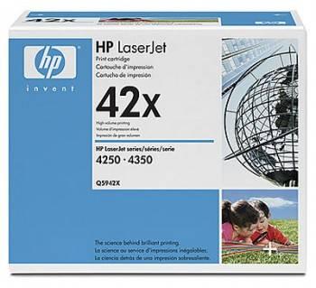 Двойная упаковка картриджей HP Q5942XD черный/черный