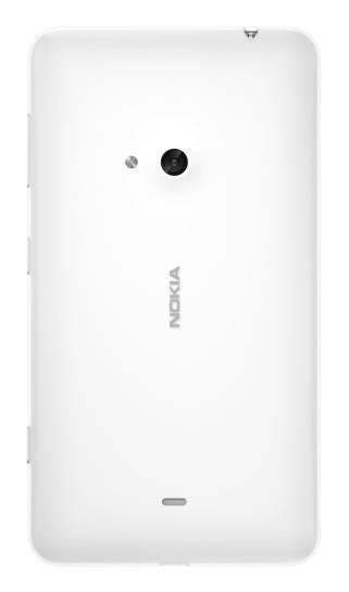 Смартфон Nokia Lumia 625 белый - фото 4