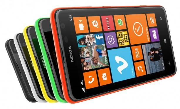 Смартфон Nokia Lumia 625 белый - фото 5