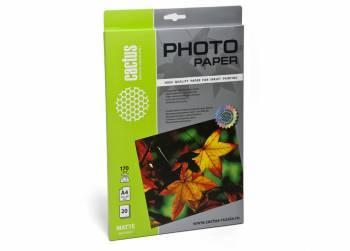 Фотобумага Cactus (CS-MA417020) A4 / 170г / м2 / 20л. белый