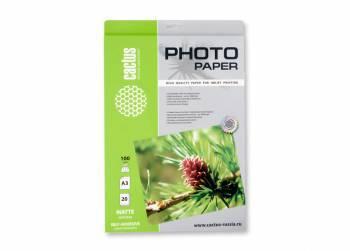 Фотобумага Cactus CS-MSA310020 A3 100г/м2 20л. (плохая упаковка)