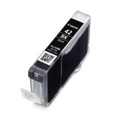 Картридж струйный Canon CLI-42BK 6384B001 черный - фото 2