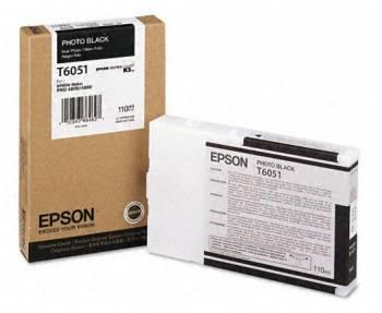 Картридж Epson T6051 фото черный (C13T605100)