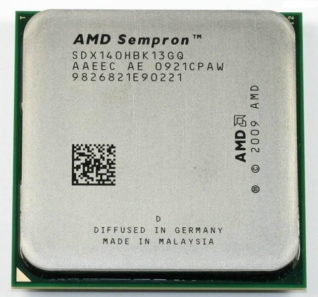 Процессор Socket-AM3 AMD Sempron 130 OEM - фото 1
