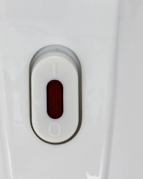 Чайник электрический Supra KES-1708 белый/фисташковый (5131) - фото 2