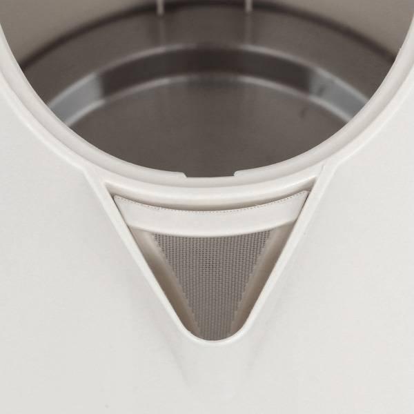Чайник электрический Supra KES-1708 белый/фисташковый (5131) - фото 5
