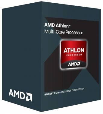 Процессор Socket-FM2 AMD Athlon II 370K Box