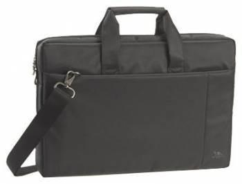"Сумка для ноутбука 17"" Riva 8251 серый"